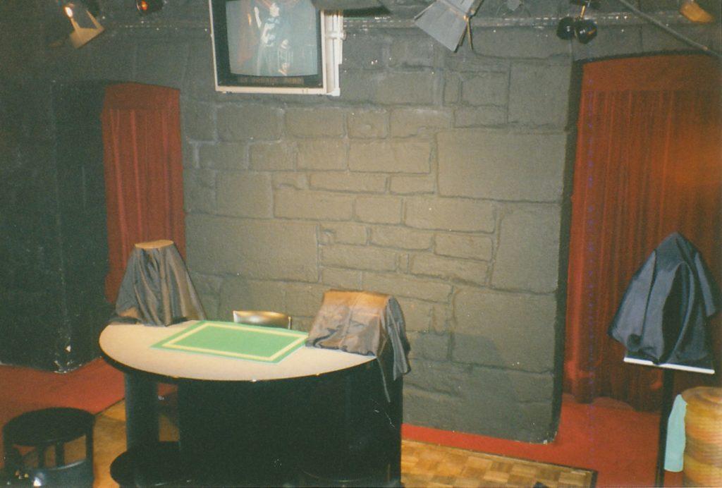 La scène du Double Fond années 90