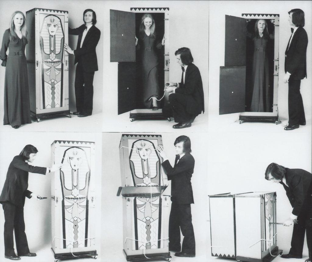 Dominique Duvivier Grande Illusion fin annees 70
