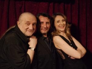 Avec Bruno Podalydès