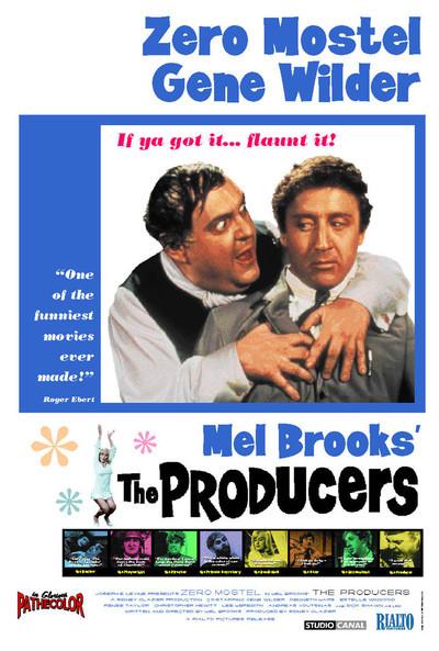 les producteurs mel brooks