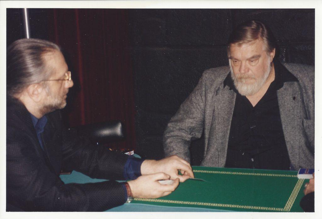 Larry Jennings et Dominique Duvivier