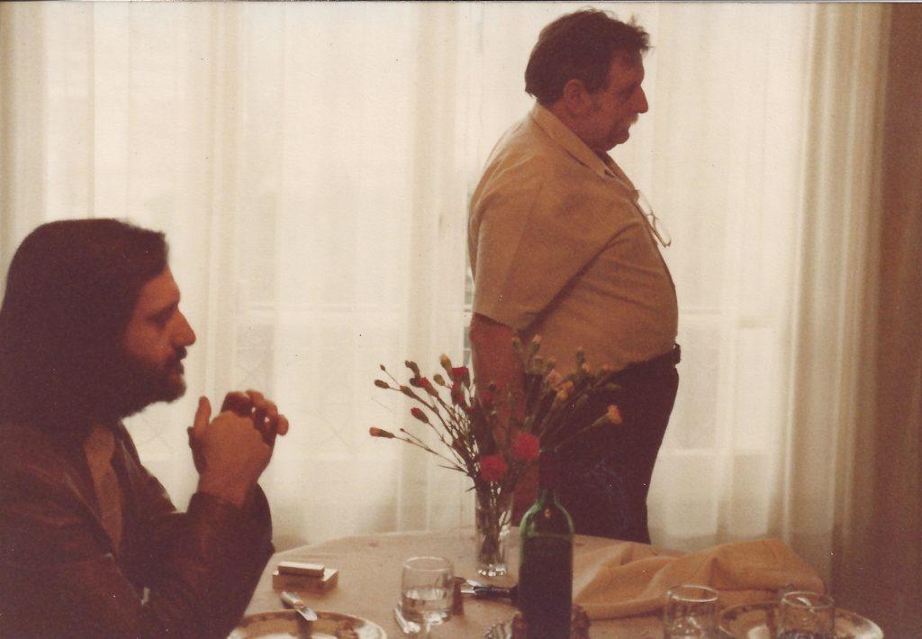 1987 Rencontre a St Maur - 3