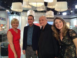 Alexandra_et_Dominique_DUVIVIER_avec_Alain_Chamfort_et_Catherine_Ceylac