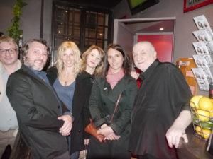 Avec Bruno Podalydès, Sandrine Kiberlain, Alexandra Duvivier et Jeanne Herry